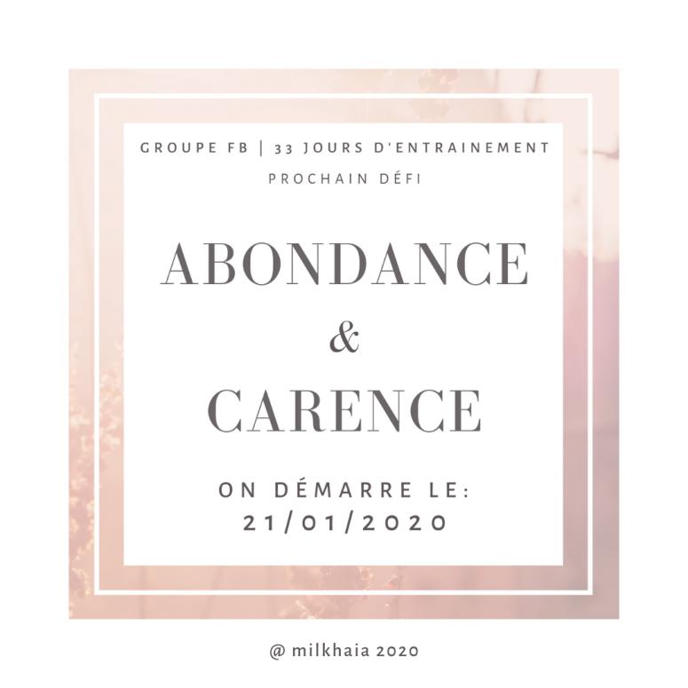 milkhaia_2020.01.20_FB33j_DEFI#01-2020_Abondance&Carence
